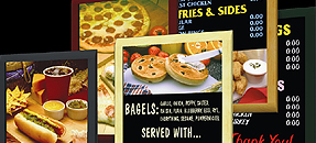 If you are searching for a reputable, trustworthy Rockford Menu Board Company ,or a Rockford Company that sells Channel Lettering, look no further than Got Signs Now of Rockford, Illinois. We	are a Local Rockford Company that designs Menu Boards and offers all sizes and styles of Channel Lettering for your signs.