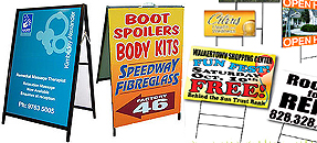 If you are searching for a reputable, trustworthy Rockford Sign Shop or a Rockford Sign Installer, look no further than Got Signs Now of Rockford, Illinois. We	specialize	in Sign Designing, Sign Installation and more. We make Yard Signs, Political Signs, Real Estate Signs and signs for any other purpose you can imagine.